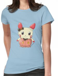 Halloween Plusle Womens Fitted T-Shirt