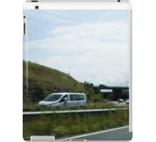 Drving By iPad Case/Skin