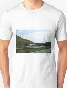 Drving By Unisex T-Shirt