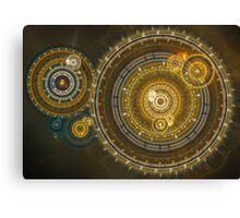 Steampunk dream Canvas Print