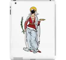 ST LUCIA (ST LUCY) iPad Case/Skin