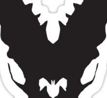 Kaiju Warning Sticker