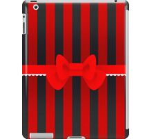 Simple bow -ver2 iPad Case/Skin
