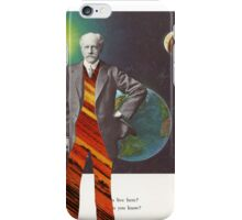 Professor OrangePants iPhone Case/Skin