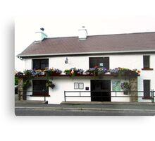 The Rusty Nail Pub, Inishowen Peninsular, Donegal, Ireland Metal Print