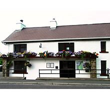 The Rusty Nail Pub, Inishowen Peninsular, Donegal, Ireland Photographic Print