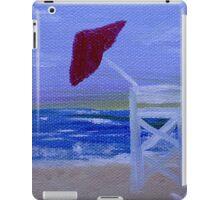 Lifeguard Morning iPad Case/Skin