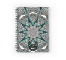 10 Pointed Star Spiral Notebook