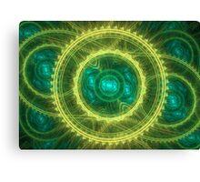 Magical seal Canvas Print