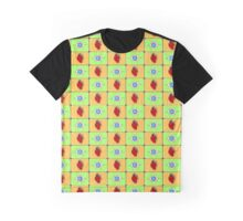 Heats and eyes (pattern) Graphic T-Shirt