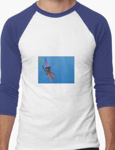 """Squizard"" returns Men's Baseball ¾ T-Shirt"