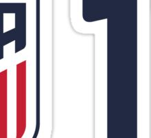 USWNT 17 Sticker