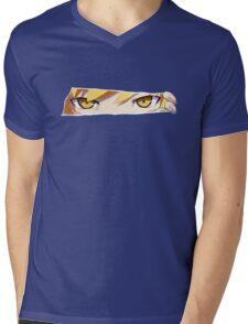 Shinobu Anime Manga Shirt Mens V-Neck T-Shirt