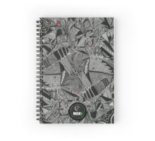 Sided Lost City Spiral Notebook