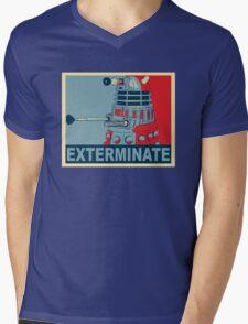 Dalek Hope Mens V-Neck T-Shirt