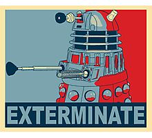 Dalek Hope Photographic Print