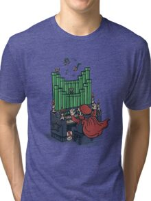 The Plumber of the Opera Tri-blend T-Shirt