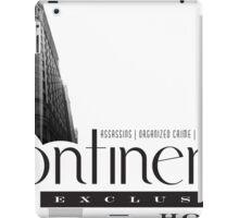 The Continental Hotel iPad Case/Skin