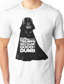 Dark Helmet - Fan art Unisex T-Shirt