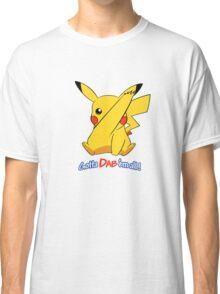 Pikachu Gotta Dab Em All! Classic T-Shirt