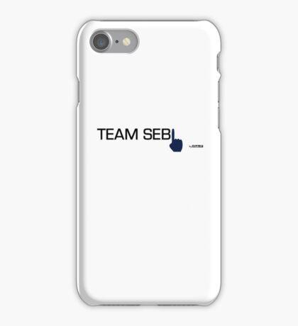 Team Seb 3 iPhone Case/Skin