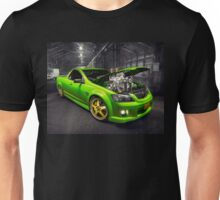 Dustin Goldsmith's Holden VE Commodore Unisex T-Shirt