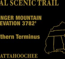 Appalachian National Scenic Trail Sticker