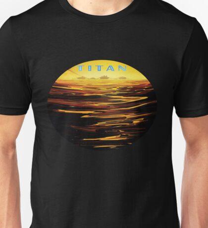 Nasa Titan Unisex T-Shirt