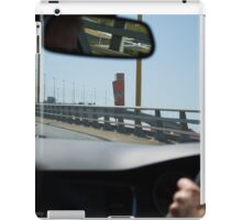 Eyes On The Road iPad Case/Skin