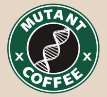 MUTANT COFFEE by SallySparrowFTW