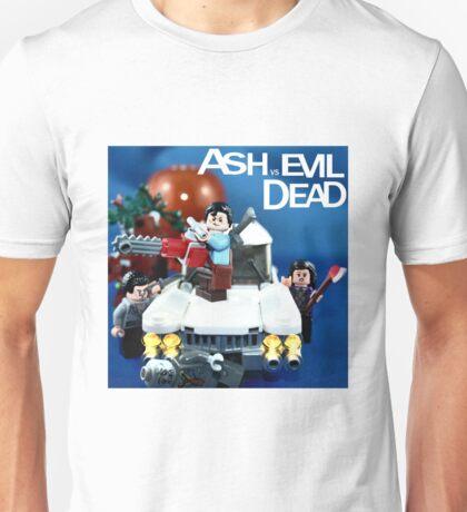 Ash Versus The Evil Dead Unisex T-Shirt