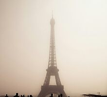 Eiffel Tower by hashtaghaley
