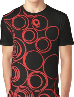Keep rollin' rollin' rollin'... ;) red Graphic T-Shirt