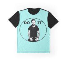 Shia DO It Graphic T-Shirt