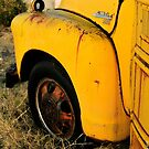 The Old Bus by Timothy L. Gernert