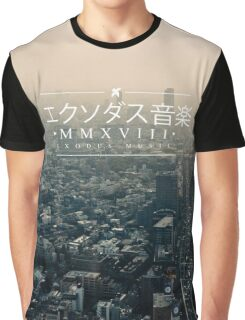 Exodus Music MMXVIII Graphic T-Shirt