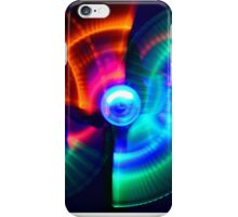 multiple light fans iPhone Case/Skin