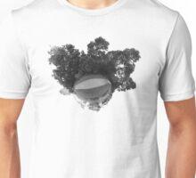 Grass Tiny Planet Unisex T-Shirt