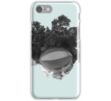 Grass Tiny Planet iPhone Case/Skin