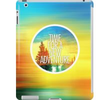 New Adventure 2.0 iPad Case/Skin