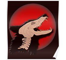 Blood Moon Werewolf Poster