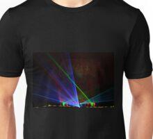 laser show Unisex T-Shirt