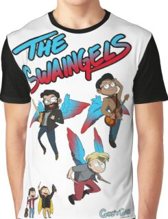 THE SWAINGELS BAND Graphic T-Shirt