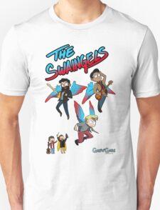 THE SWAINGELS BAND Unisex T-Shirt