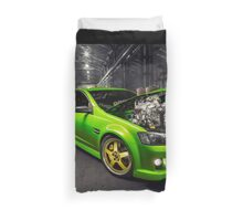 Dustin Goldsmith's Holden VE Commodore Duvet Cover