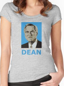 The Dean Women's Fitted Scoop T-Shirt
