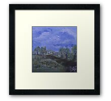 Strolling through the Trees  Framed Print