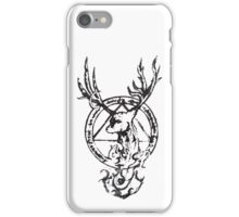 Lady Patronus iPhone Case/Skin