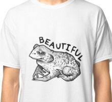Worlds Most Beautiful Toad Classic T-Shirt