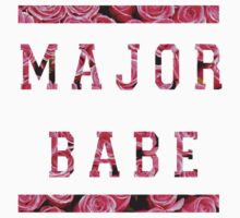 Major Babe by MZawesomechic